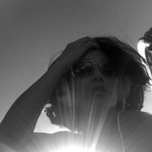 Selfie of Michelle Zareas